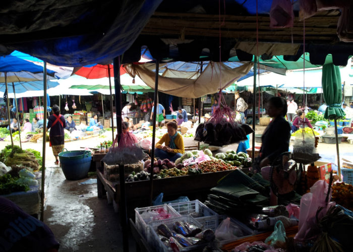 Big wet market