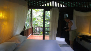 """Hideaway"" treehouse at Our Jungle House"