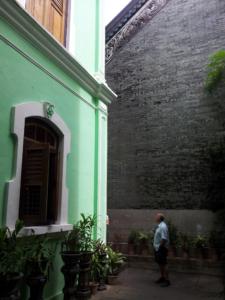 Exterior of Peranakan Museum in Penang