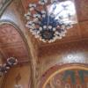 Dohány St. Synagogue chandelier, Budapest, Hungary