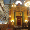 Kazinczy St Synagogue interior