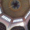 Ceiling of Rumbach Street Synagogue