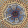 Rumbach St. Synagogue ceiling detail