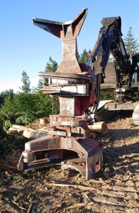 logging machine