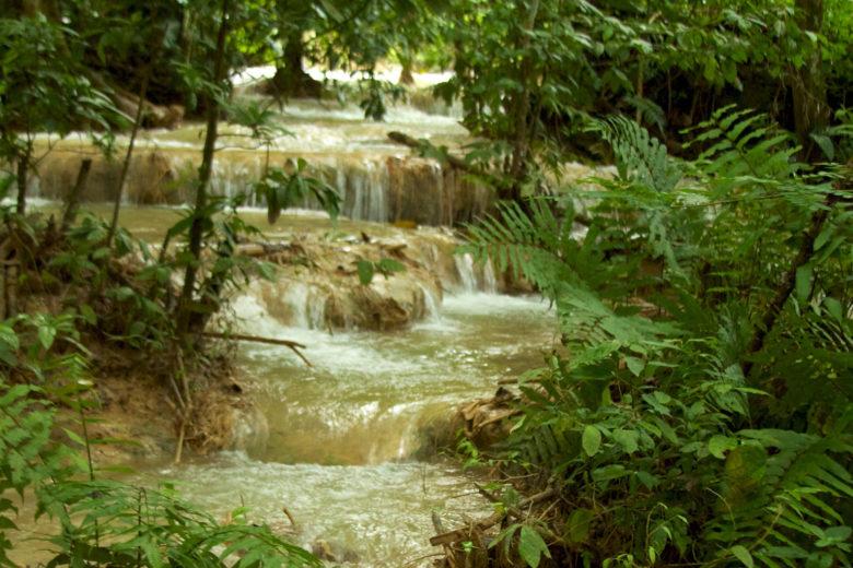 Waterfalls in LaosBy McKay Savage from London, UK