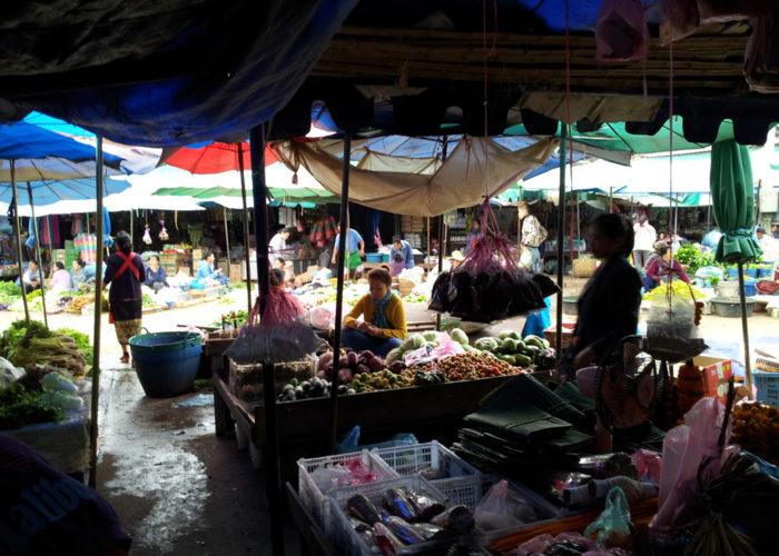 Big wet market