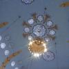 Kazinczy St. Synagogue ceiling